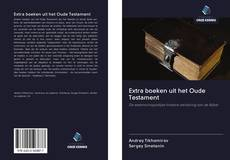Bookcover of Extra boeken uit het Oude Testament