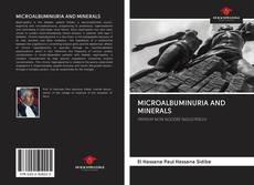 Bookcover of MICROALBUMINURIA AND MINERALS