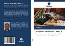 Buchcover von Weisheit und Schwert - Band III