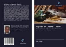 Bookcover of Wijsheid en Zwaard - Deel III