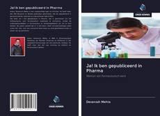 Bookcover of Ja! Ik ben gepubliceerd in Pharma