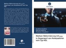 Capa do livro de Methan-Reformierung mit CO2 in Gegenwart von Katalysatoren vom Typ HDL