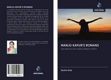 MANJU KAPUR'S ROMANS kitap kapağı