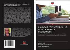 Bookcover of PANDÉMIE POST-COVID-19 : LE PLAN DE RELANCE ÉCONOMIQUE
