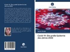 Copertina di Covid-19: Die große Epidemie des Jahres 2020