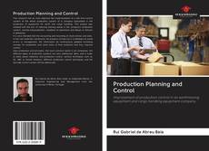 Bookcover of Production Planning and Control