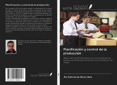 Обложка Planificación y control de la producción