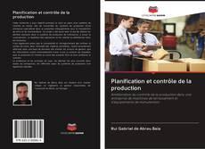 Portada del libro de Planification et contrôle de la production