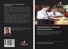 Copertina di Pianificazione e controllo della produzione