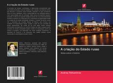 Copertina di A criação do Estado russo