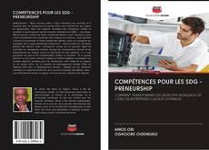 Portada del libro de COMPÉTENCES POUR LES SDG - PRENEURSHIP