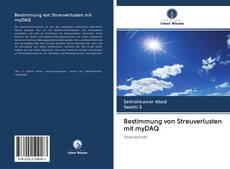 Buchcover von Bestimmung von Streuverlusten mit myDAQ