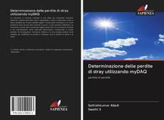 Copertina di Determinazione delle perdite di stray utilizzando myDAQ