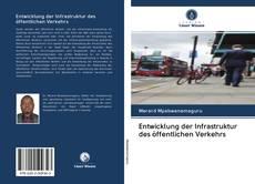 Buchcover von Entwicklung der Infrastruktur des öffentlichen Verkehrs