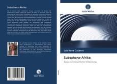 Borítókép a  Subsahara-Afrika - hoz