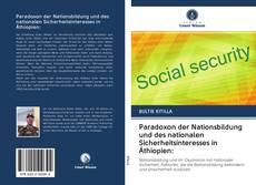 Paradoxon der Nationsbildung und des nationalen Sicherheitsinteresses in Äthiopien: kitap kapağı