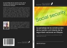 La paradoja de la construcción de la nación y el interés de la seguridad nacional en Etiopía: kitap kapağı