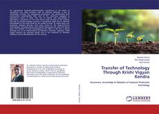 Transfer of Technology Through Krishi Vigyan Kendra kitap kapağı