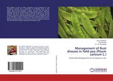 Capa do livro de Management of Rust disease in field pea (Pisum sativum L.)