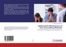 Portada del libro de Differential Effectiveness of Two Counselling Methods