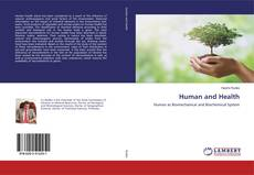 Bookcover of Human and Health