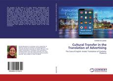 Buchcover von Cultural Transfer in the Translation of Advertising