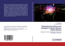 Обложка Metaphorical Discourse Analysis of Anita Desai's Select Novels