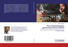 Bookcover of The United Kingdom government bond market