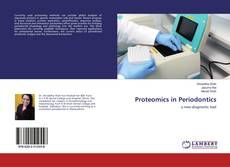 Couverture de Proteomics in Periodontics