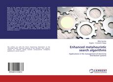 Bookcover of Enhanced metaheuristic search algorithms