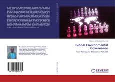 Bookcover of Global Environmental Governance