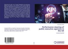 Bookcover of Performance steering of public executive agencies in the UK