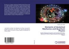 Portada del libro de Elements of Analytical Mechanics and Quantum Physics