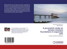 Bookcover of A parametric study on tension-resistant foundations in expansive soils