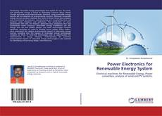 Power Electronics for Renewable Energy System的封面