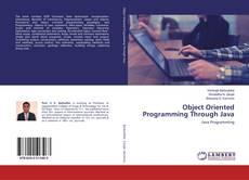 Capa do livro de Object Oriented Programming Through Java