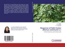 Capa do livro de Response of Rabi Castor (Ricinus communis L.)