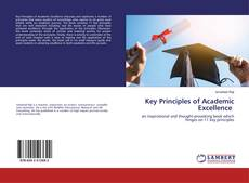Bookcover of Key Principles of Academic Excellence