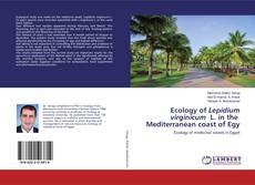 Portada del libro de Ecology of Lepidium virginicum L. in the Mediterranean coast of Egy