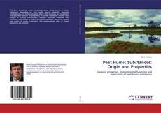 Couverture de Peat Humic Substances: Origin and Properties