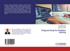 Bookcover of Programming for Problem Solving