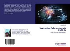 Bookcover of Sustainable Relationship via UNSDGs
