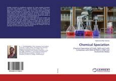 Chemical Speciation的封面