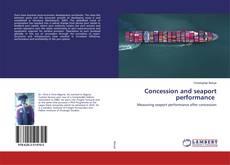 Buchcover von Concession and seaport performance