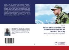 Capa do livro de Police Effectiveness and Military Involvement in Internal Security