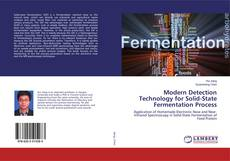 Bookcover of Modern Detection Technology for Solid-State Fermentation Process