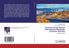 Environmental Human Microbiome Metabolic Systemic Disorder的封面