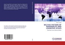 Bookcover of BIG FIVE FACTORS OF PERSONALITY AND COGNITIVE STYLES