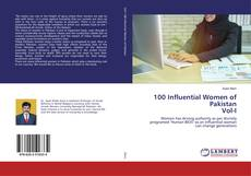 100 Influential Women of Pakistan Vol-I kitap kapağı