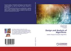 Bookcover of Design and Analysis of Algorithms